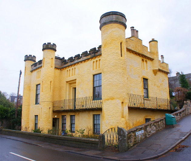 Big Yellow Castle