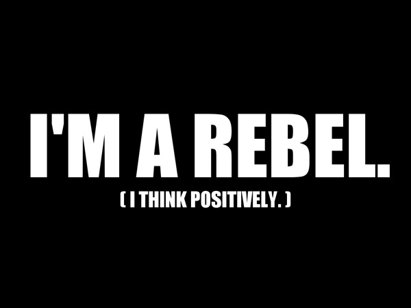 Be A Rebel by Sam