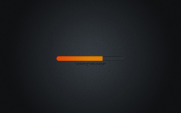 Loading Wallpaper by Umar Irshad