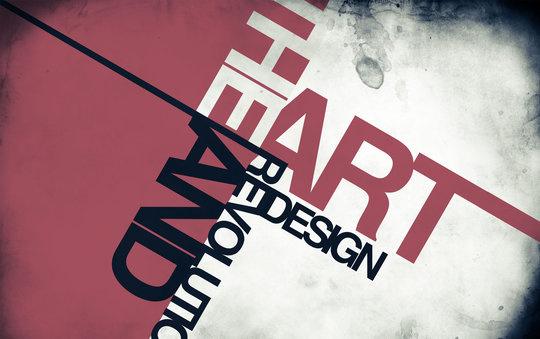 Fond d'écran typographie 27