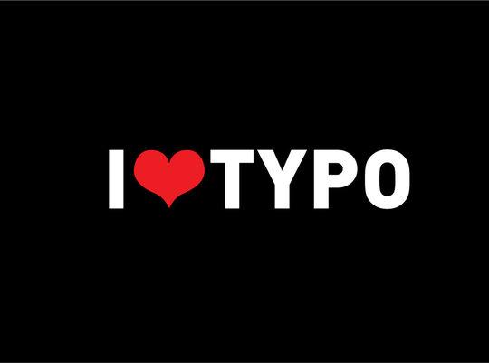 Fond d'écran typographie 3