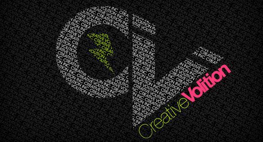 Fond d'écran de typographies