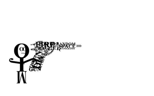 Fond d'écran pour les adeptes de typographies 33