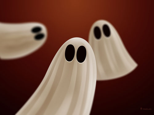 Fantômes - Spécia Halloween