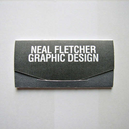 Neal Fletcher, Design Graphique
