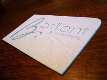 Carte de visite de Brilliant