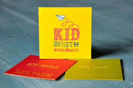 Cartes de Kid Zenith