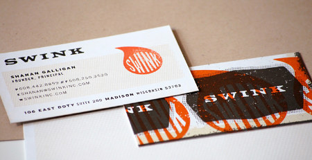 Carte professionnelle par swinkinc