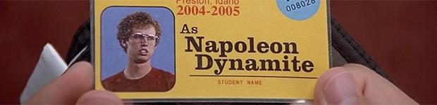 Générique de Napoleon Dynamite