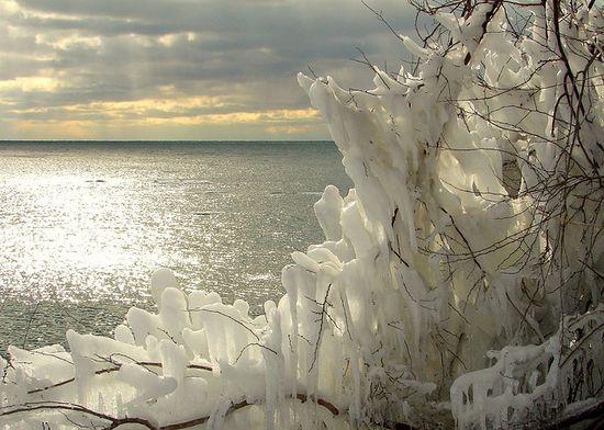 photographies de paysages d'hiver 112