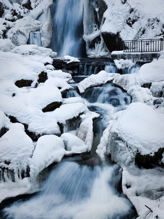 photographies de paysages d'hiver 161