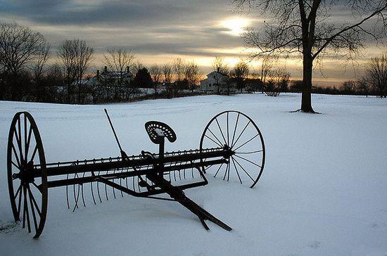 photographies de paysages d'hiver 211