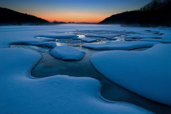 photographies de paysages d'hiver 321