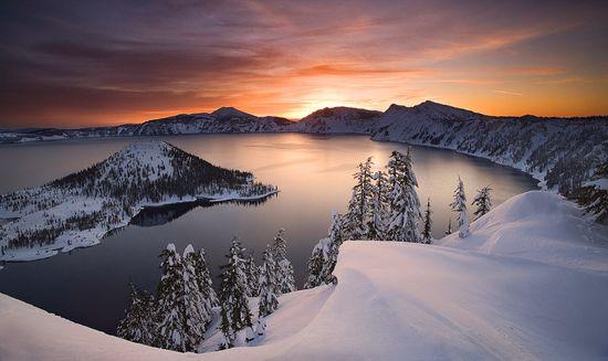 photographies de paysages d'hiver 341