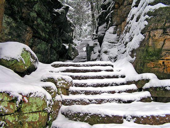 photographies de paysages d'hiver 401