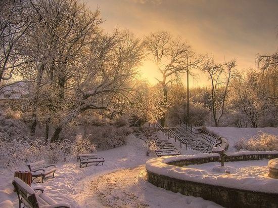 photographies de paysages d'hiver 411