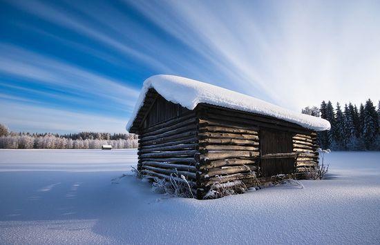 photographies de paysages d'hiver 510