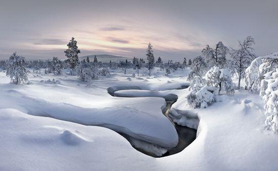 photographies de paysages d'hiver 531