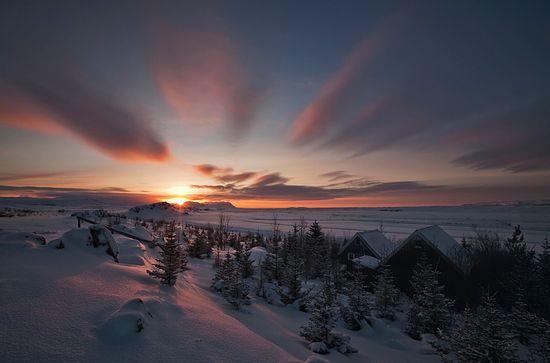 photographies de paysages d'hiver 541