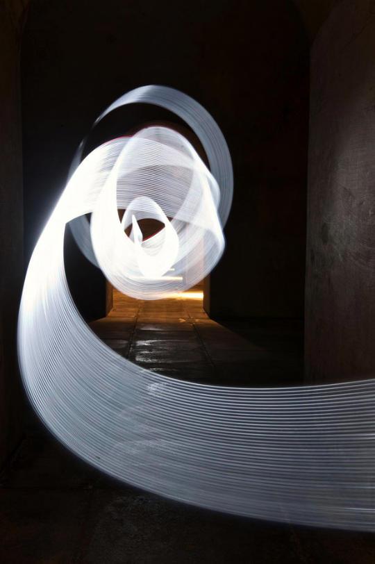Light painting ou peinture de lumière - 42