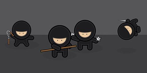 Tuto dessin ninja - Dessiner un ninja ...
