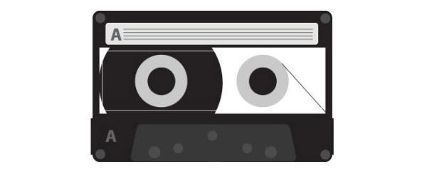 Cassette vintage