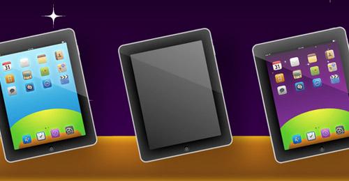 Icônes iPad
