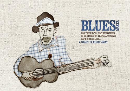 Blues-maker - Sites divertissants pour perdre son temps