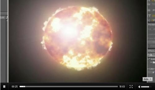 Créez une éclipse dans After Effects