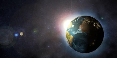 Planètes 3D avancées