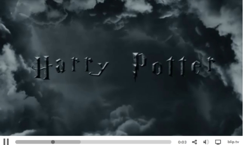 Titre Harry Potter