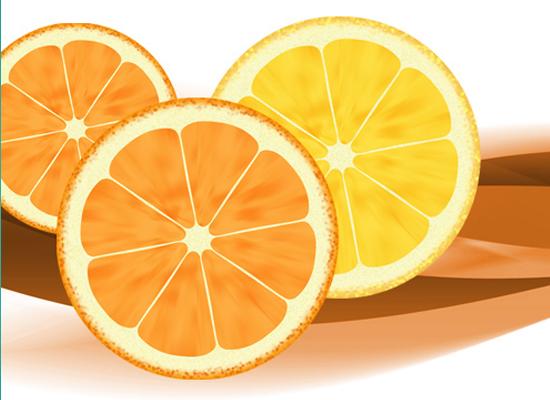 Photoshop : créer des oranges et des citrons