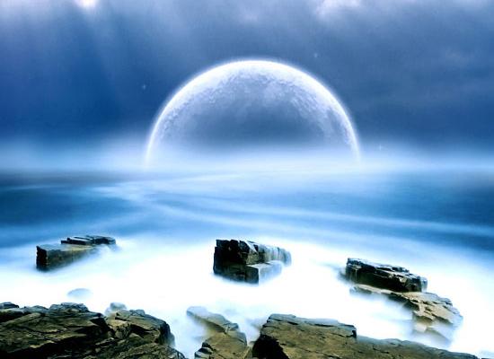 Lumière de l'océan