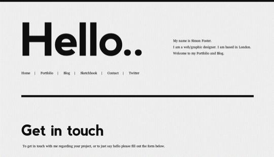 Typographies sur le web 22