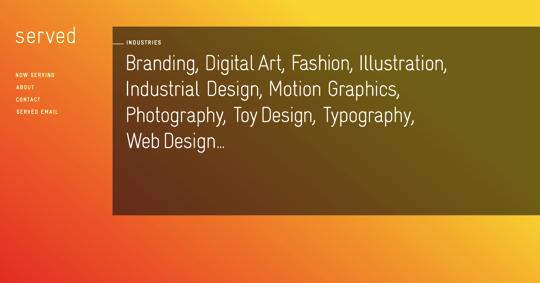 Typographies sur le web 26