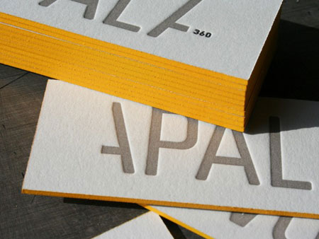 Carte d'affaires apalacorp