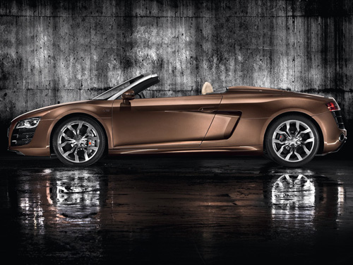 Audi - 50 fonds d'écran à couper le souffle