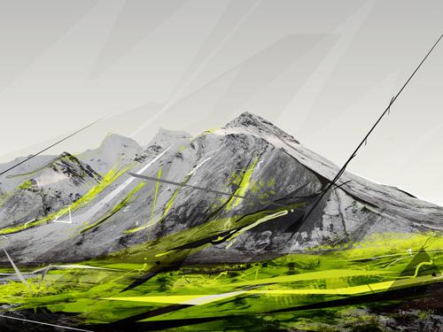 Montagne - 50 fonds d'écran à couper le souffle