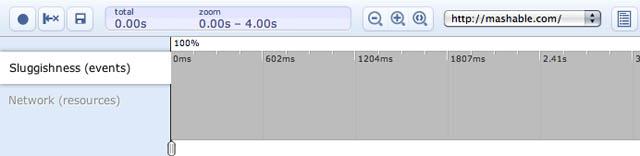 Chrome Speed tracer
