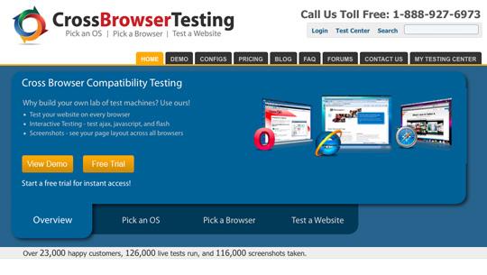 Compatibilité Test Navigateur