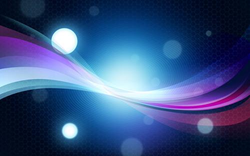 Créer un arrière-plan de couleurs abstraites