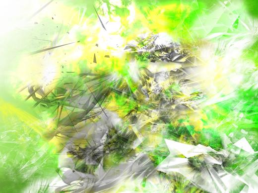 Fond d'écran 3D abstrait et artistiques 28