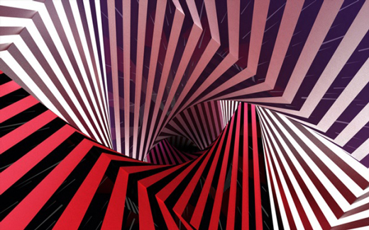 Fond d'écran 3D abstrait et artistiques 7