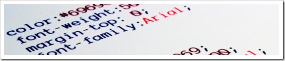 Typographie et Design