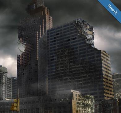 Ville catastrophique