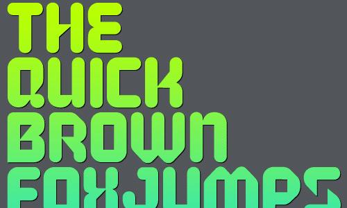 file free font