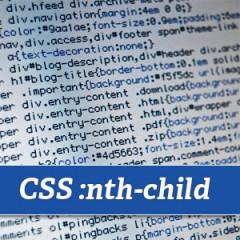 nth-child
