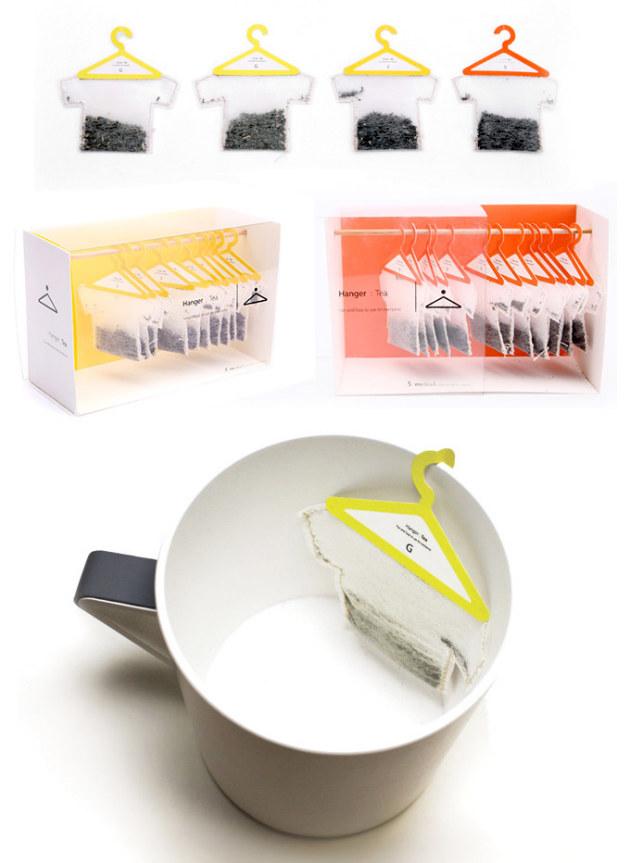 thé hanger tea