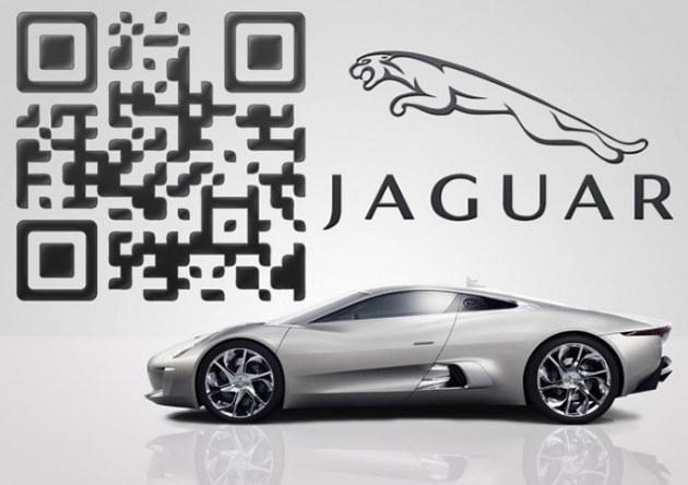 Jaguar Code QR
