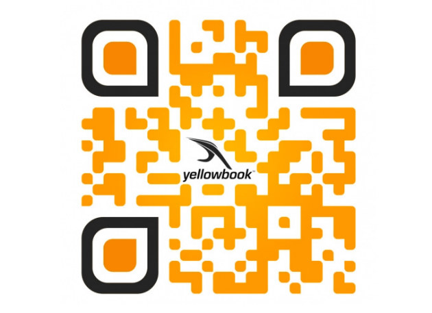 yellow book code qr